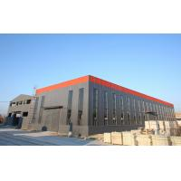 China Steel Structure Workshop with Pre-Engineered Turnkey Solution on sale
