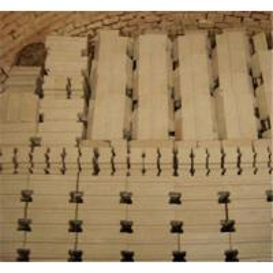 Clay brick/mortar,silica brick/mortar,refractory materials for coke oven