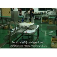 China SUS304 SUS316L Stainless Steel Industrial Filling Machine For E Liquid Bottling on sale