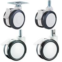 China medical lamp caster wheels,hospital lamp caster wheels on sale
