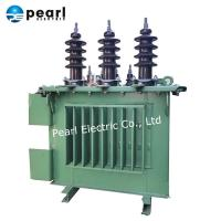 Buy cheap 11kV 500kVA Pole Mounting Type Transformer With Lightning Protection Level from wholesalers