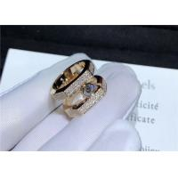 Best 18K Pink Gold Messika Jewelry Diamond Paved For Wedding / Engagement messika jewelry bahrain wholesale