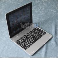 Best Bluetooth Keyboard with Aluminum Protector Case for iPad 3,for The New iPad P-iPad3hckbso003 wholesale