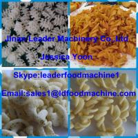 Best CE ISO9001 Automatic Screw/shell/chips frying food extrusion machine wholesale