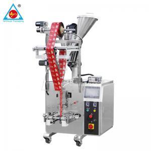 China sachet powder filling machine chili powder pillow bag powder sachet packing machine on sale