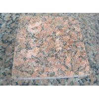 Best Nature Granite Stone Tiles Polished Finishing Solid Surface Red Color wholesale
