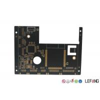 Best 2 Layers Through Hole Pcb , Copper Pcb Board Consumer Electronics Terminals wholesale