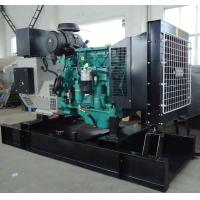 Best Low price  Volvo generator   80kw  diesel generator set   with cooper brushless alternator hot sale wholesale