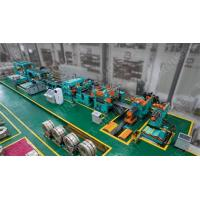 Best TX1400 High Quality High Speed Automatic Rotary Shear Cut To Length Line wholesale
