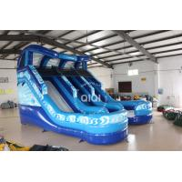 Best Classic Double-Lane Water Slide For sale canada wholesale
