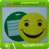 Best Promotional colorful PVC luggage tag wholesale