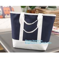 Best High Quality Promotional online shopping cotton bag blank cheap coated cotton canvas bag,yoga bag with large pocket on b wholesale