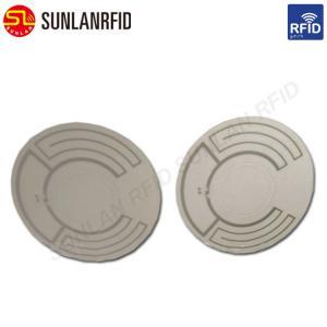 China Custom Self-Adhesive Barcode NFC Sticker / Smart Label / NFC Tag on sale