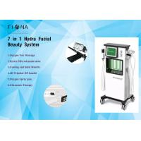 China Factory supply 7 In 1 skin care water diamond dermabrasion machine /In stock Deep cleaning hydra dermabrasion machine on sale