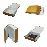 Best Printing Embossed Paper Apparel Gift Boxes For Lid / Boots And Shoses wholesale