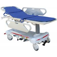 Best CPR Handle Patient Transport Stretcher With Two Separate Hydraulic Pumps wholesale