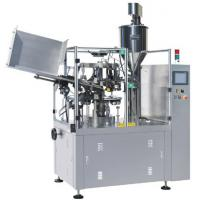 Best Automatic High Speed Tube Filling Machine For Plastic Tube And Laminated Tube wholesale
