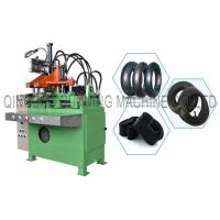 Best Pneumatic Inner Tube Joint Machine 2 - 20mm Flat Thickness Of Double Layers , Rubber Inner Tube Jointing wholesale