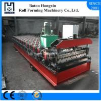 Best Trapezoidal Sheet Roof Roll Forming Machine High Grade Hydraulic Pump wholesale