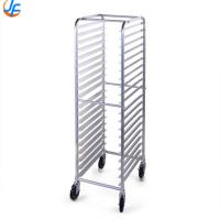 China Custom Multi - Layers Baking Tray Trolley / Kitchen Baking Trolley For Industry on sale