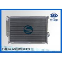 Best 100% Aluminum Diesel Performance Radiator BMW E30-82 High Heat Transfer wholesale