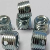 Best Attractive in Price and Quality Slotted Self-tapping threaded inserts wholesale