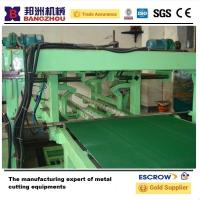 Best 2015 new design 3x1600 Steel Cut To Length Line With high speed Straightening Cutting Machine from factory wholesale