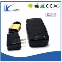 China gps gsm dog tracker with magnet 120 days ----Black LK209B on sale