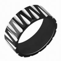 Best Stainless Steel Rings, Customized Designs and Logos Accepted wholesale
