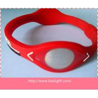China Power balance bracelet factory, silicone power balance bracelet on sale