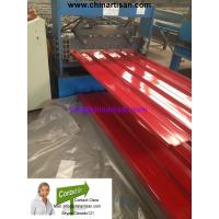 Best 0.30mmThickness *840mm Width PRE PAINTED CORRUGATED ROOFING SHEET 1AAAA wholesale