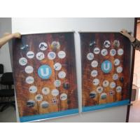 Best Large Format Hanging Digital Fabric Banners Printing Colored For UV Printing wholesale