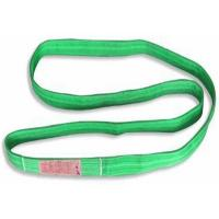 China 100% Polyester Double Ply Endless Flat Webbing Sling on sale
