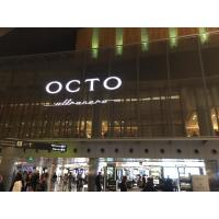 Buy cheap Outdoor P10 Curtain Window Slim LED Display  Transparent LED Screen For Advertising/Stage from wholesalers