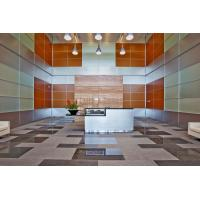 Best Colored Metal Suspended Ceiling Tiles  For Indoor Passageway Fashion Style wholesale