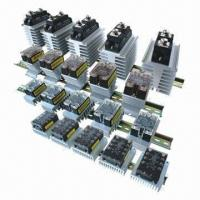 Best Solid-state/power relay with heat sink, all-in-one heat sink, Omron SSR wholesale