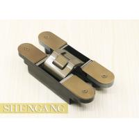 Best Casing Frame Door Invisible Concealed Hinges For Interior Doors Fire Resistance wholesale