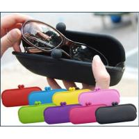 Best Colorful Unisex Portable Power Balance Silicone Phone Pouch wholesale