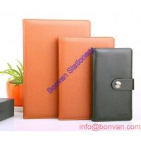 Best Cheap promotion pu leather daily planner diary notebook in China wholesale