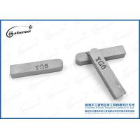 China High Quality Tungsten Carbide Brazed Tips For Turning Tools on sale