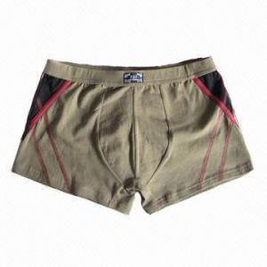 China Men's boxer/underwear on sale