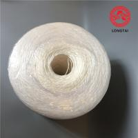Best Professional Twisted Tomato Tying Modern Greenhouse Twine , Plastic Baling Twine wholesale