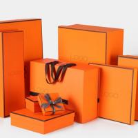 China Luxury Rigid Paper Gift Box , Cardboard Paper Packing Box Sets on sale