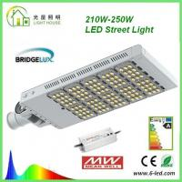 Best Rotatable 200W LED street light 50000 Hrs Life Span AC 85 – 277 V CE RoHS Certificate wholesale