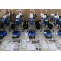 China Large Gasoline Powered Airless Paint Spraying EquipmentWith High Pressure Hose on sale