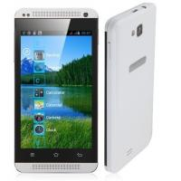 Best C9600 Smartphone Android 4.0 SC6820 1.0GHz 4.0 Inch WiFi FM -White & Blue Students elderly wholesale