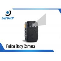 Best Portable WIFI Body Camera , 140 Degree Angle Police Personal Body Video Camera wholesale