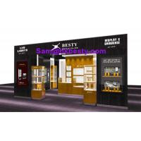 Buy cheap jewellery fair booth display showcases and window cabinets product