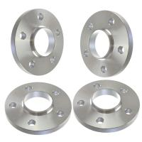 China 15mm Thick | Hubcentric Silver Wheel Spacers | 5x130 | Porsche VW Audi | 71.6mm on sale