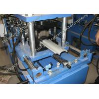 Best Automatic Rolling Shutter Profile Machine , Steel Shutter Making Equipment wholesale